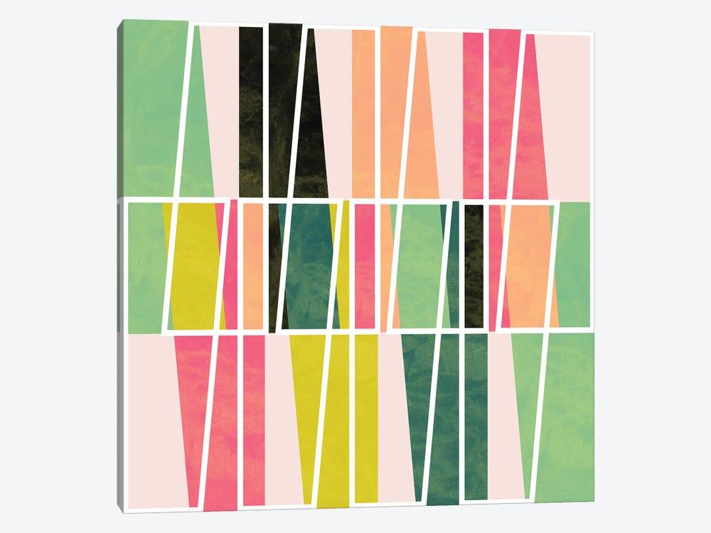 Fill & Stroke IV by Susana Paz 1-piece Canvas Print