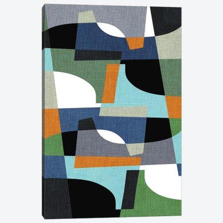 Fragments III Canvas Print #PAZ104} by Susana Paz Canvas Art Print