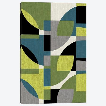Fragments IV Canvas Print #PAZ105} by Susana Paz Art Print