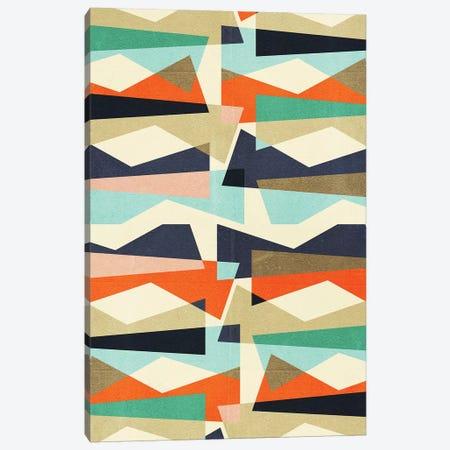Fragments V Canvas Print #PAZ106} by Susana Paz Canvas Print