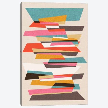Fragments VII Canvas Print #PAZ108} by Susana Paz Canvas Wall Art