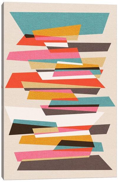 Fragments VII Canvas Art Print
