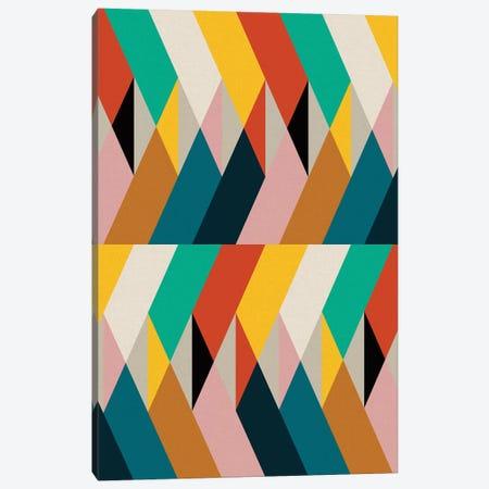 Fragments VIII Canvas Print #PAZ109} by Susana Paz Canvas Wall Art