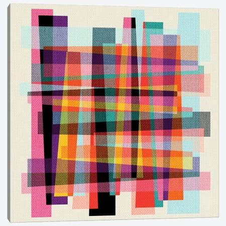 Fragments IX Canvas Print #PAZ110} by Susana Paz Art Print