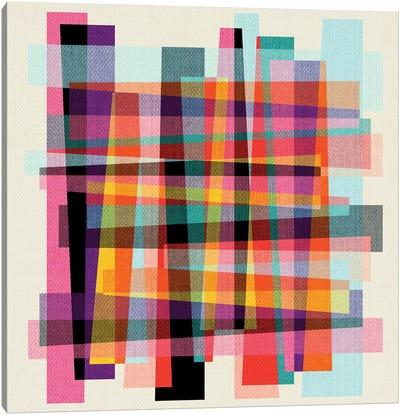 Fragments IX Canvas Art Print
