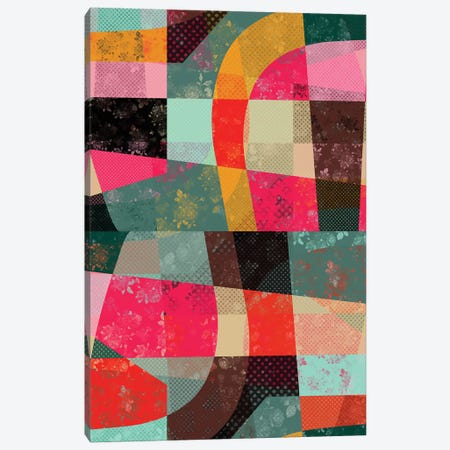 Fragments X Canvas Print #PAZ111} by Susana Paz Canvas Print