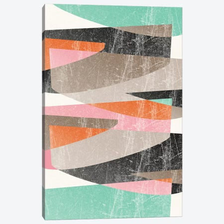 Fragments XI Canvas Print #PAZ112} by Susana Paz Art Print