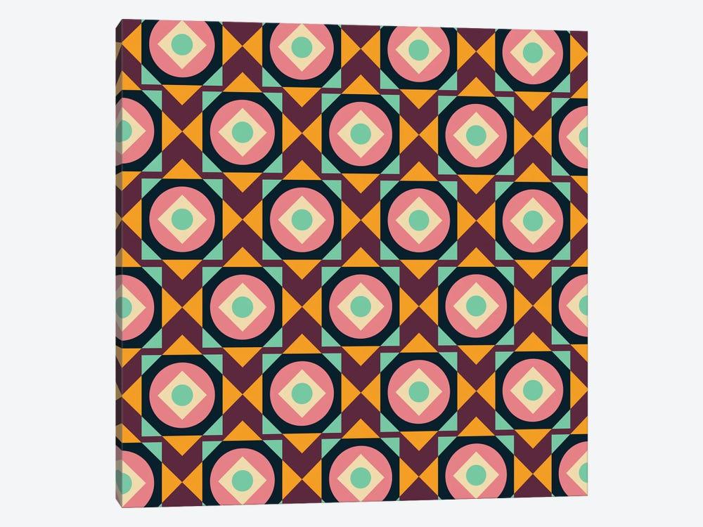 Geometric XXXI by Susana Paz 1-piece Canvas Artwork