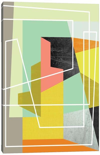 Color Block II Canvas Art Print