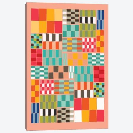 Color Shot II Canvas Print #PAZ136} by Susana Paz Canvas Wall Art