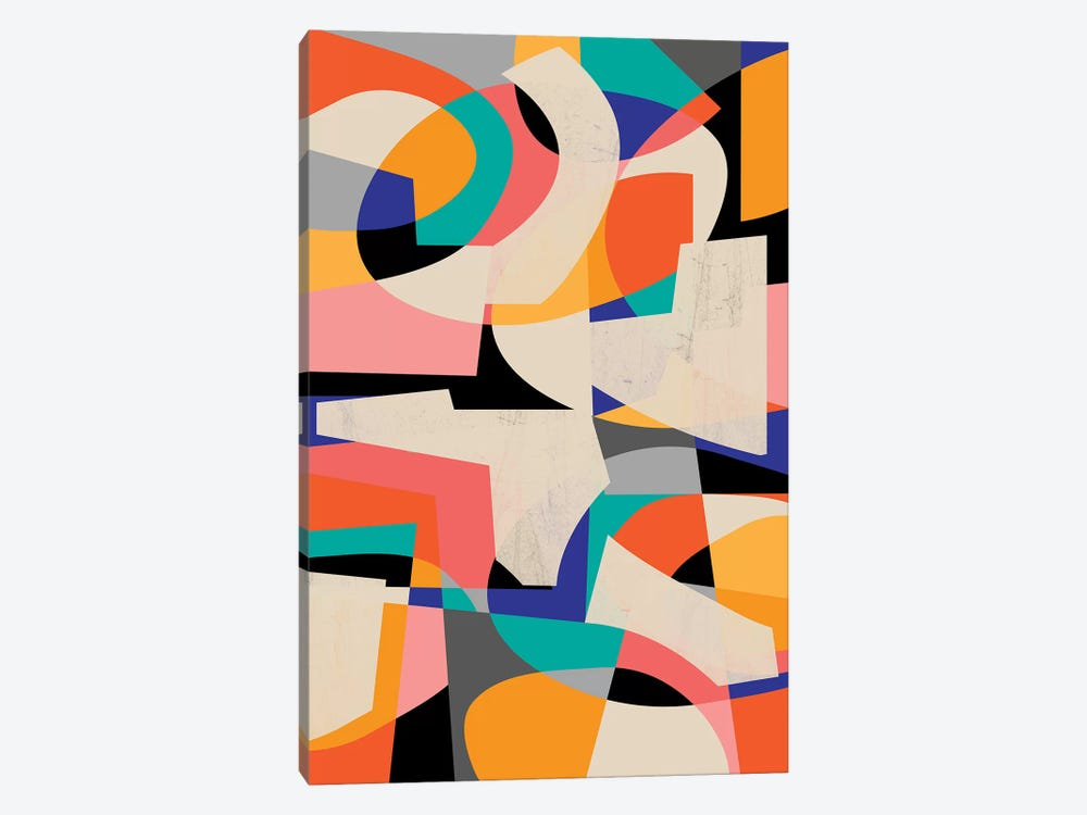 Color Shot III by Susana Paz 1-piece Canvas Wall Art