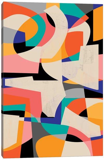 Color Shot III Canvas Art Print