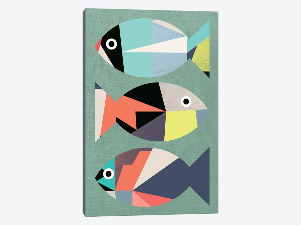 Little Fish by Susana Paz 1-piece Canvas Wall Art