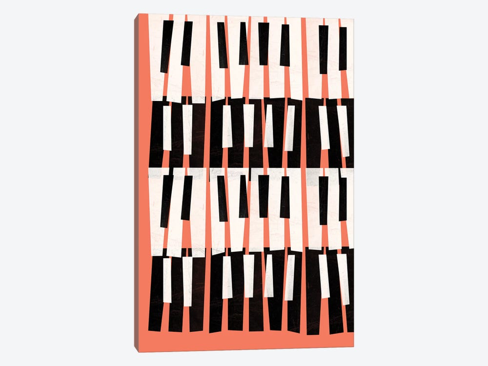 Piano Sounds by Susana Paz 1-piece Art Print