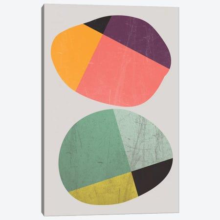 Stones I Canvas Print #PAZ152} by Susana Paz Art Print