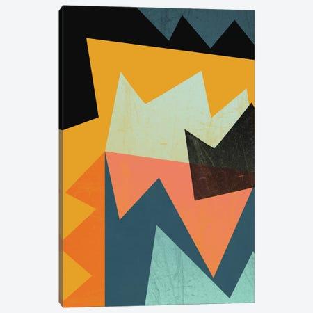 Graphic V Canvas Print #PAZ154} by Susana Paz Canvas Artwork