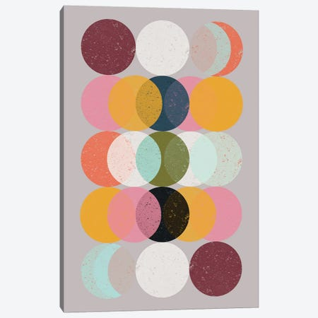 Moods & Moons 3-Piece Canvas #PAZ159} by Susana Paz Canvas Print