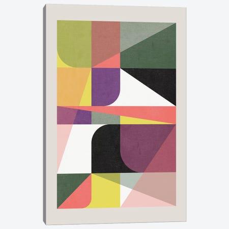 Graphic #10 Canvas Print #PAZ160} by Susana Paz Canvas Artwork