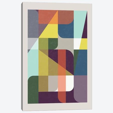Graphic #11 Canvas Print #PAZ161} by Susana Paz Canvas Art