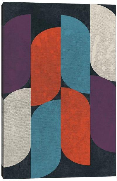 Intuitive V Canvas Art Print