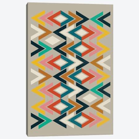 Mexica II Canvas Print #PAZ179} by Susana Paz Art Print