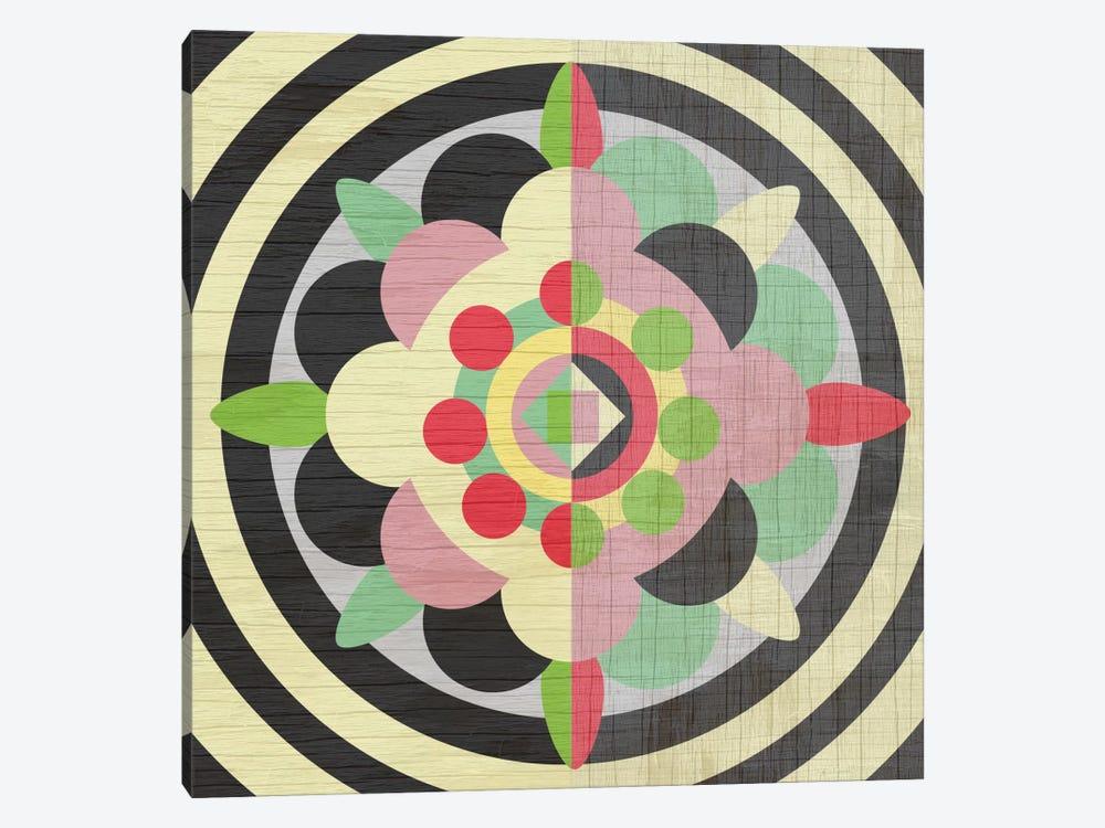 Flower Power by Susana Paz 1-piece Canvas Art Print