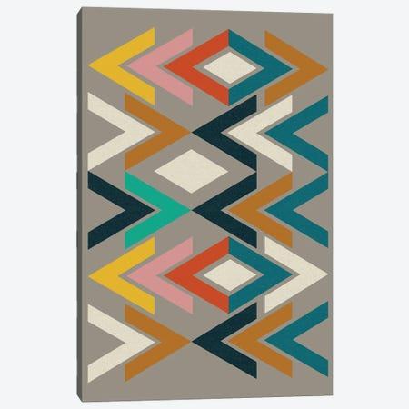 Mexica III Canvas Print #PAZ180} by Susana Paz Canvas Artwork