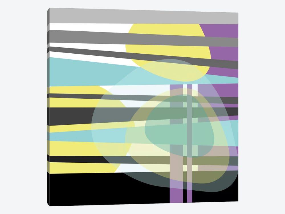 Geometric VI by Susana Paz 1-piece Canvas Art