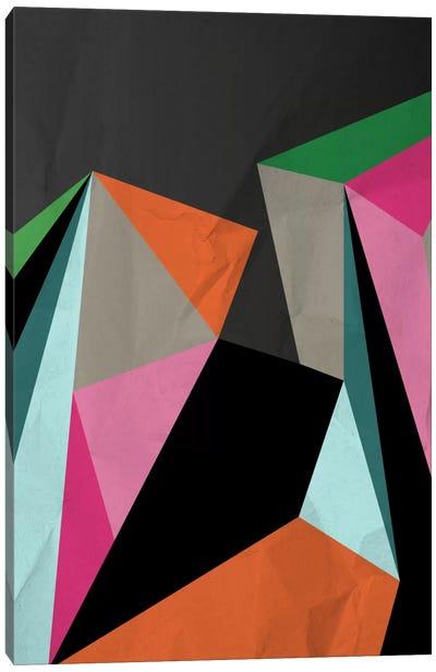 Geometric XXI Canvas Art Print