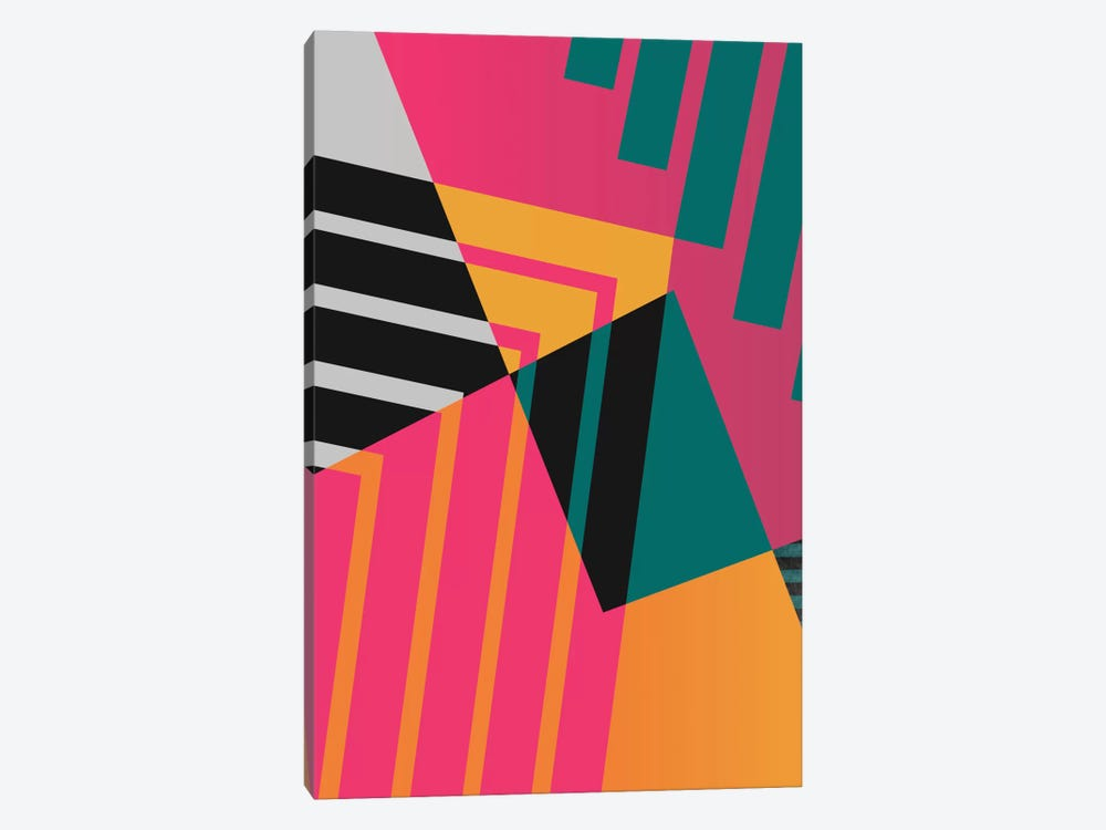 Geometric XXIII by Susana Paz 1-piece Canvas Art Print