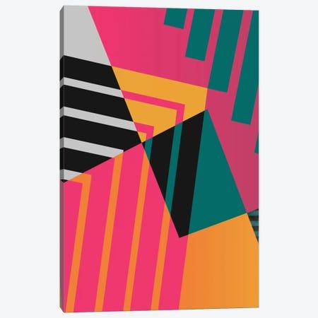 Geometric XXIII Canvas Print #PAZ37} by Susana Paz Canvas Wall Art