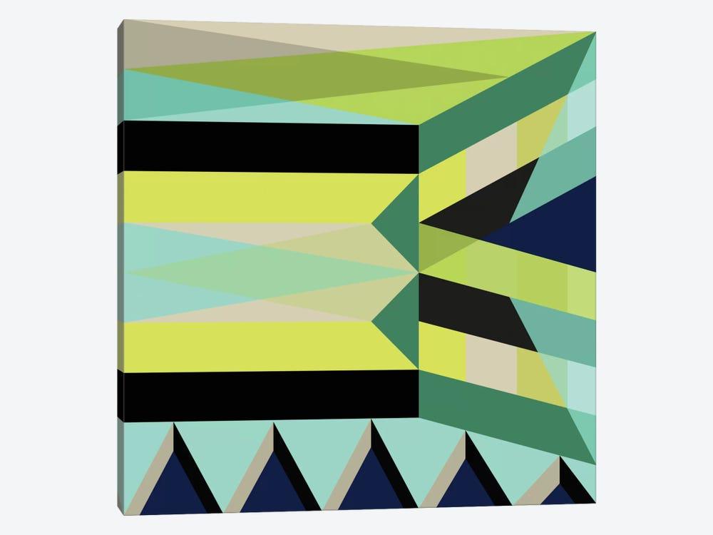 Geometric XXV by Susana Paz 1-piece Canvas Art