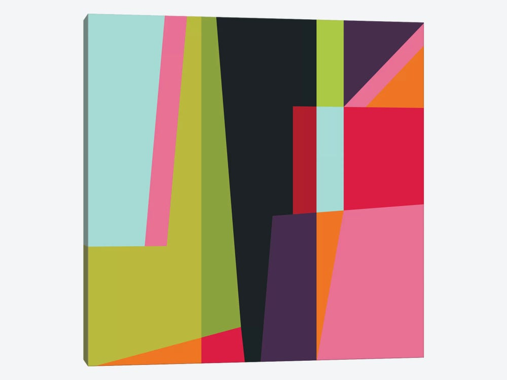 Geometric XXVIII by Susana Paz 1-piece Canvas Print