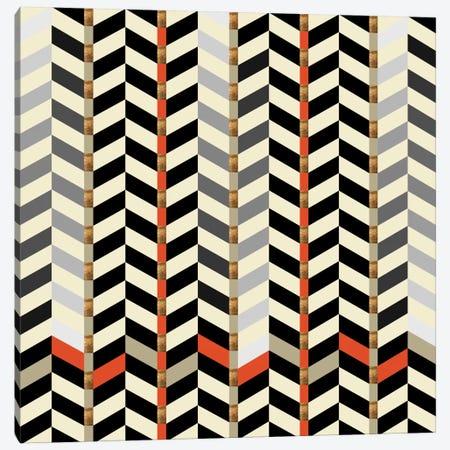 Geometric XXIX Canvas Print #PAZ41} by Susana Paz Canvas Wall Art