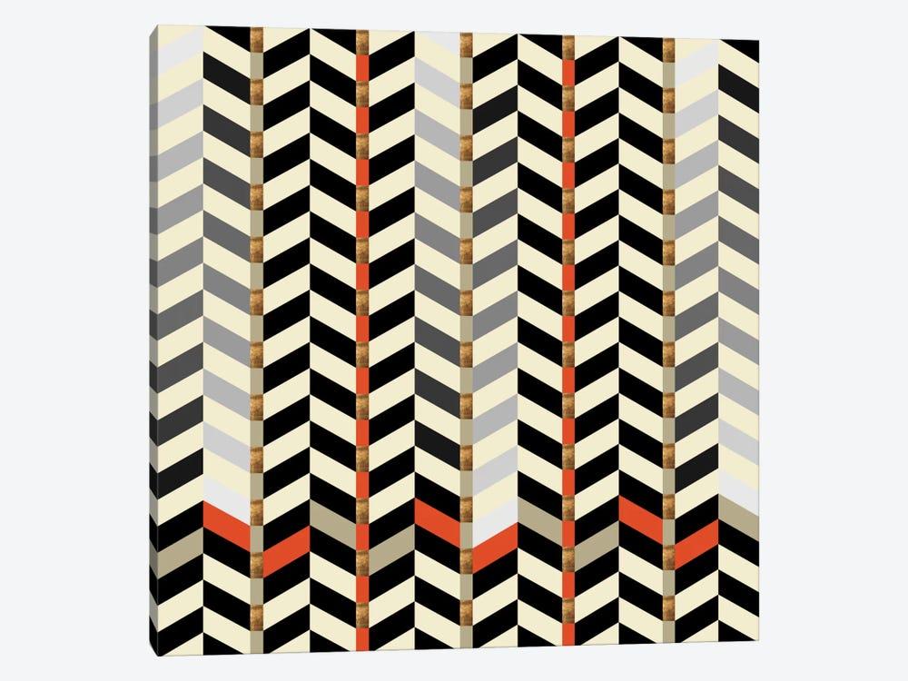 Geometric XXIX by Susana Paz 1-piece Canvas Wall Art