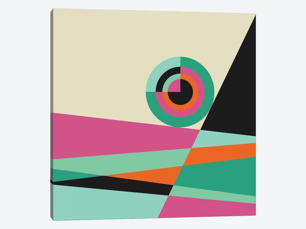 Geometric XXX by Susana Paz 1-piece Art Print