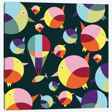 I Can Fly Canvas Print #PAZ46} by Susana Paz Canvas Print