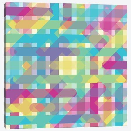 Interceptions Canvas Print #PAZ47} by Susana Paz Canvas Art Print