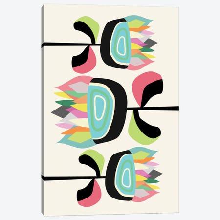Joyful Plants I Canvas Print #PAZ48} by Susana Paz Canvas Wall Art