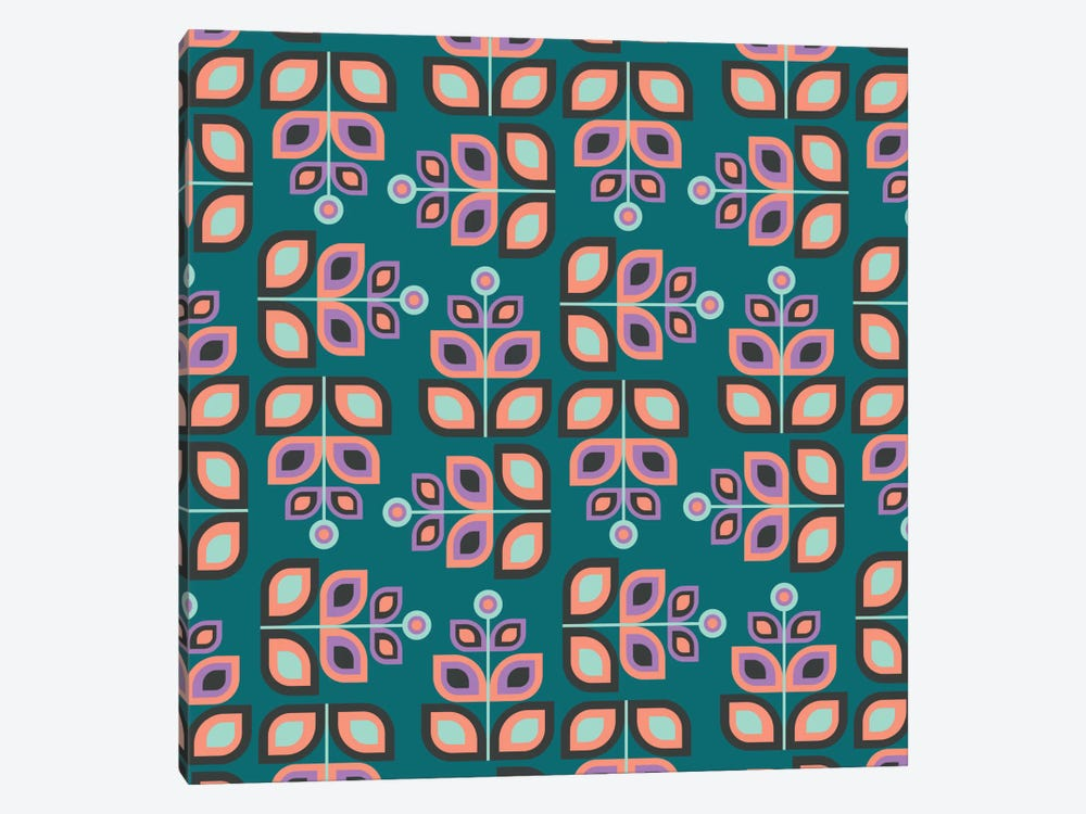 May Flowers by Susana Paz 1-piece Canvas Wall Art