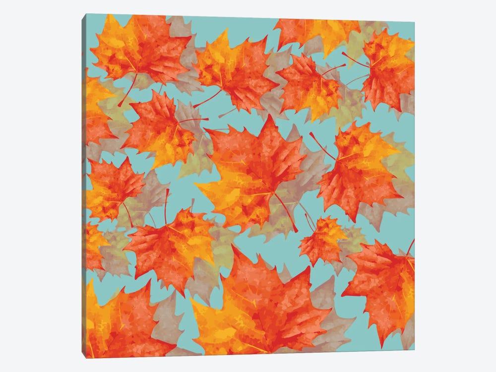 Autumn Leaves by Susana Paz 1-piece Art Print