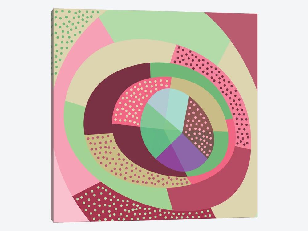 Naive V by Susana Paz 1-piece Canvas Print