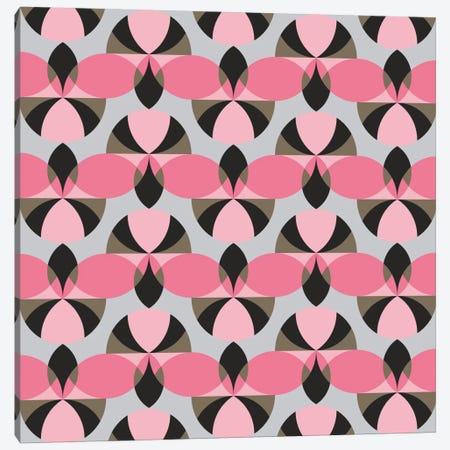 Pinky Pattern Canvas Print #PAZ70} by Susana Paz Canvas Art Print