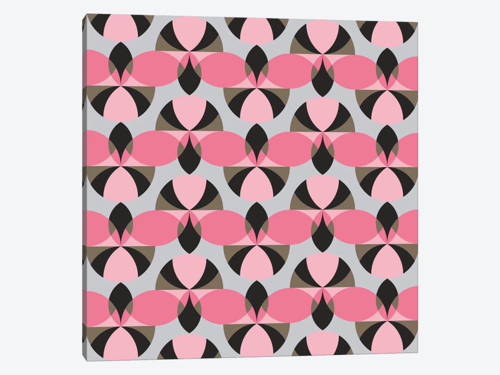 Pinky Pattern 1-piece Canvas Artwork