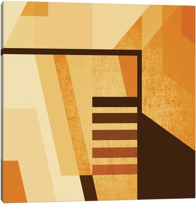 Sepia Canvas Art Print