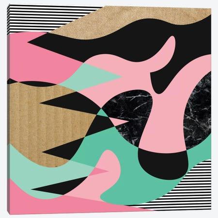 Shapes, Lines & Textures Canvas Print #PAZ78} by Susana Paz Art Print