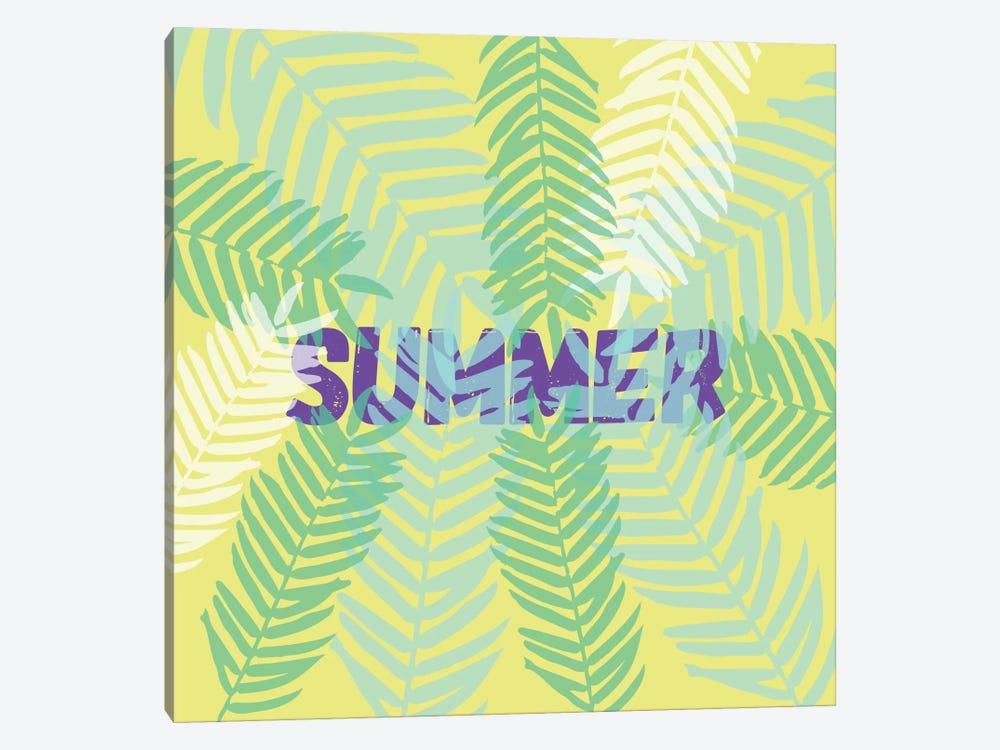 Summertime by Susana Paz 1-piece Canvas Artwork