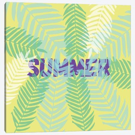 Summertime Canvas Print #PAZ81} by Susana Paz Canvas Artwork