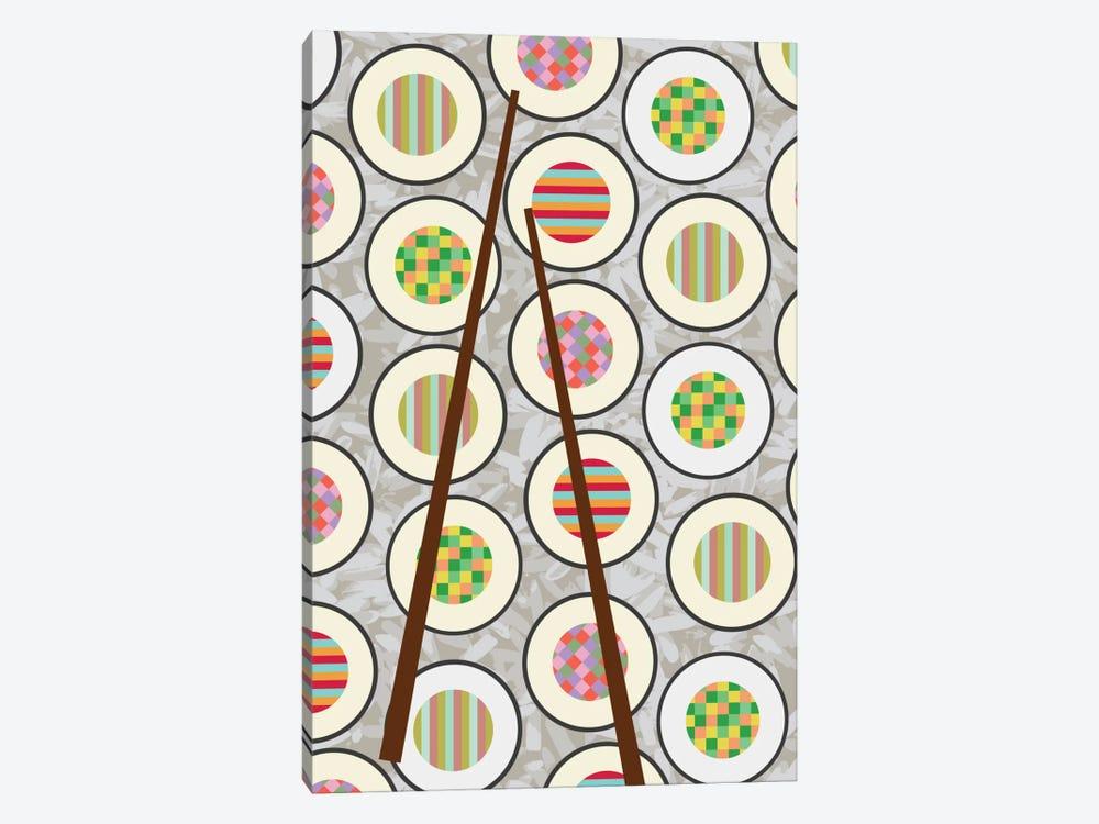 Sushi Time by Susana Paz 1-piece Canvas Print