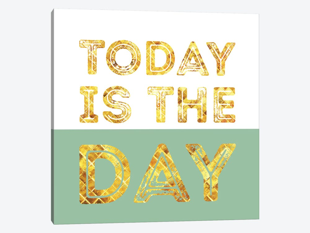 Today Is The Day by Susana Paz 1-piece Canvas Print